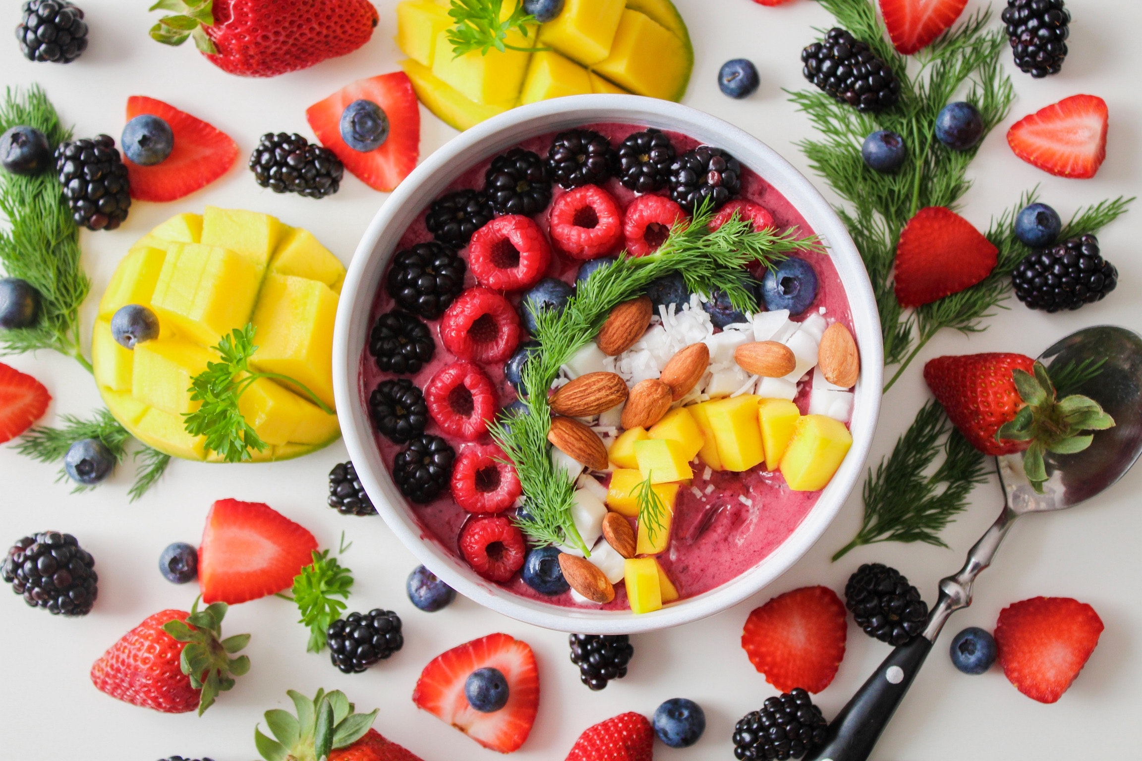 The best food is nutrient-rich fuel.